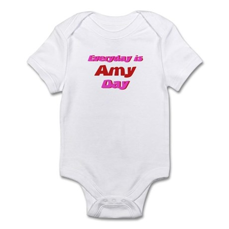 Everyday is Amy Day Infant Bodysuit