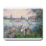 Seine / Dalmatian #1 Mousepad
