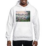 Seine / Dalmatian #1 Hooded Sweatshirt