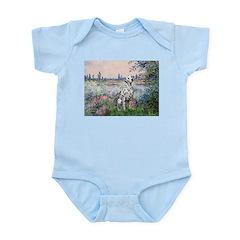 Seine / Dalmatian #1 Infant Bodysuit