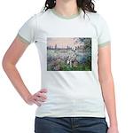 Seine / Dalmatian #1 Jr. Ringer T-Shirt