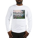 Seine / Dalmatian #1 Long Sleeve T-Shirt