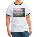 Seine / Dalmatian #1 Ringer T