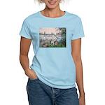 Seine / Dalmatian #1 Women's Light T-Shirt