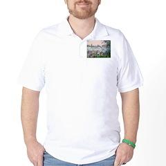 Seine / Dalmatian #1 Golf Shirt