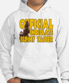 Official Chocolate Bunny Taster Jumper Hoody