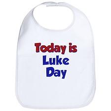 Today is Luke Day Bib