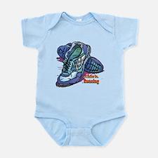 I'd Rather Be Running Infant Bodysuit
