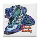 Running Drink Coasters