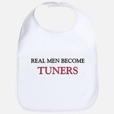 Real Men Become Tuners Bib