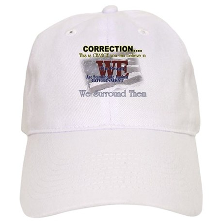 Correction this is change you Cap