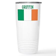 Griffin (ireland flag) Travel Mug