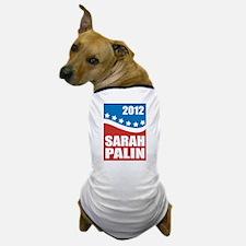 Palin Red White Blue Dog T-Shirt