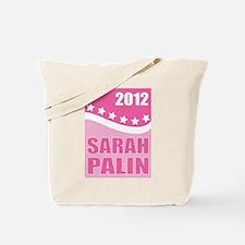 Palin Pink Tote Bag
