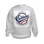 Cullens Baseball Kids Sweatshirt