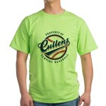 Cullens Baseball Green T-Shirt