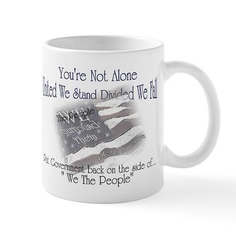 Put Government back on the si Mug