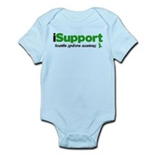 iSupport Tourette Infant Bodysuit