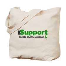 iSupport Tourette Tote Bag