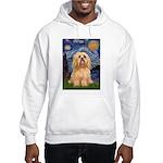 Starry / Lhasa Apso #9 Hooded Sweatshirt