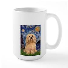 Starry / Lhasa Apso #9 Mug