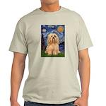 Starry / Lhasa Apso #9 Light T-Shirt