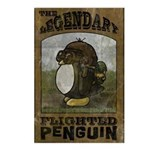 Legendary Flighted Penguin Postcards (Package of 8