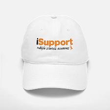 iSupport Multiple Sclerosis Baseball Baseball Cap