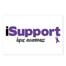 iSupport Lupus Postcards (Package of 8)