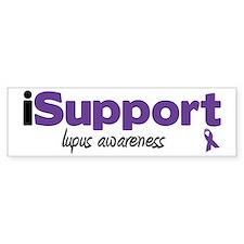 iSupport Lupus Bumper Sticker (50 pk)