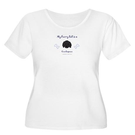 cockapoo gifts Women's Plus Size Scoop Neck T-Shir