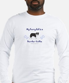 border collie gifts Long Sleeve T-Shirt
