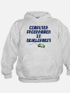 future computer programmer Hoodie