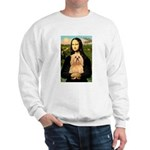 Mona / Lhasa Apso #9 Sweatshirt