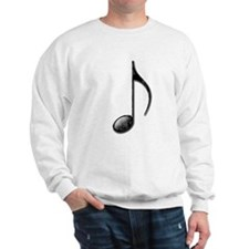 The note Sweatshirt