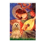 Mandolin / Lhasa Apso #9 Postcards (Package of 8)