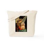 Madonna / Lhasa Apso #9 Tote Bag