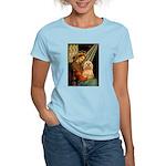 Madonna / Lhasa Apso #9 Women's Light T-Shirt