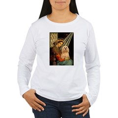 Madonna / Lhasa Apso #9 T-Shirt