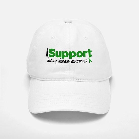 iSupport Kidney Disease Baseball Baseball Cap