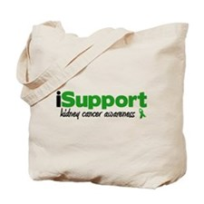 iSupport Kidney Cancer Tote Bag