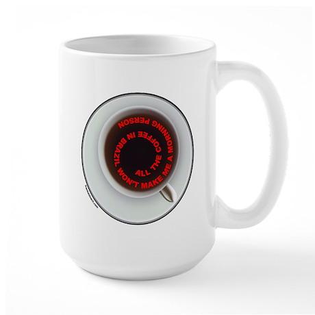 COFFEE/JAVA Large Mug