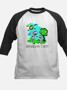 Grandma's Boy (Stick Figure) Tee