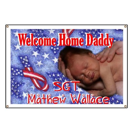 Mathew Wallace Banner