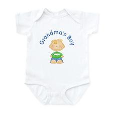 Grandma's Boy (Blonde) Infant Bodysuit