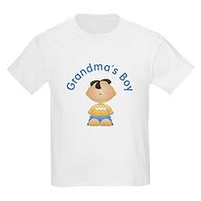 Grandma's Boy (Dark Hair) T-Shirt