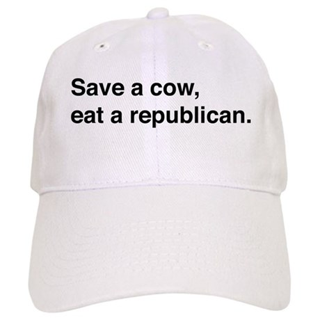 Eat a Republican! Cap