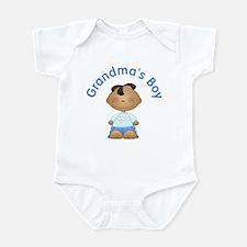 Grandma's Boy (Ethnic) Infant Bodysuit