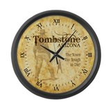 Wild west Giant Clocks