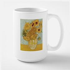 VAN GOGH SUNFLOWERS Mug